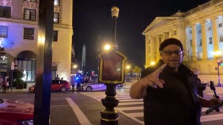 Proud Boys Take Over Washington DC in Support of President Trump