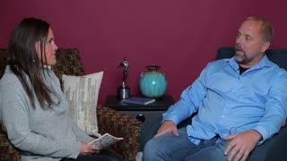 Business Talk, Justin Texas, Melissa and James