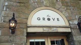 broken elevator at The Grove New Haven CT.