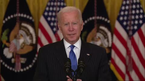 Joe Biden:- GOVT. Will Direct Federal Support for Supply Chain When Needed