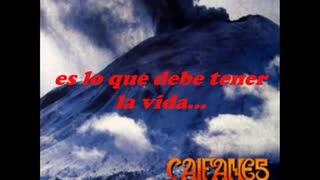 Caifanes - Miedo
