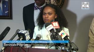 College Students Tased by Georgia Police Speak
