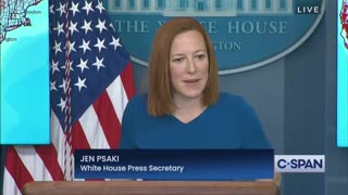 Psaki Oddly Defensive When Asked About Caitlyn Jenner Gubernatorial Run