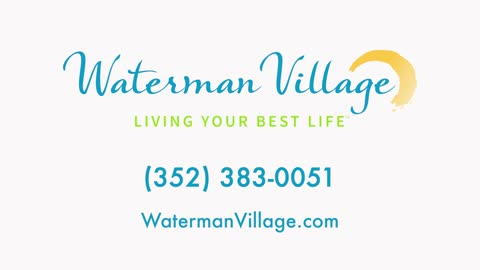 Waterman Village 30 second television commercial