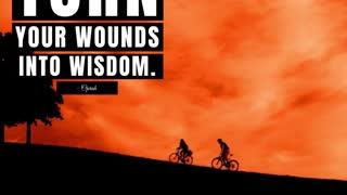 Turn Your Words Into Wisdom