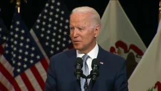 Biden Makes Deranged Jobs Claim, Entire Nation Laughs Hysterically 2021