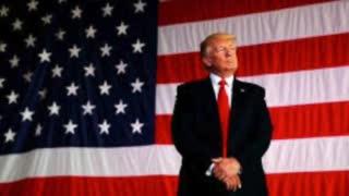 Donald J. Trump 19th President United States Republic