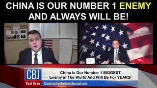 China Is Our Number 1 Enemy and Always Will Be!