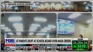 """Utah Parents EXPLODE On School Board """"No More Masks"""""""