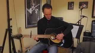 Living Room Guitarist episode 4