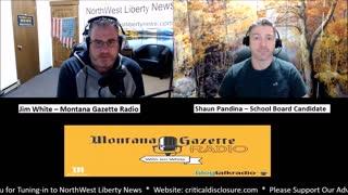Shaun Pandina is Running for School Board in Montana's District 5