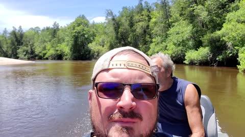 Perdido river trip