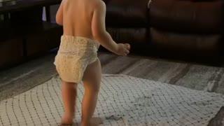 Baby dancing!!!