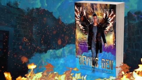 Devil's Den (A Nephilim Thriller - Book 1) by Jeff Altabef - Book Look