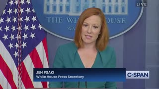 Psaki: Must Get Vaccinated Before Going to the Park