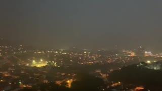 Las intensas lluvias de las últimas horas han encendido las alarmas en Bucaramanga