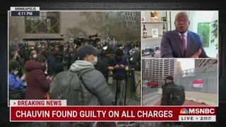 MSNBC's Jason Johnson responds to Chauvin verdict