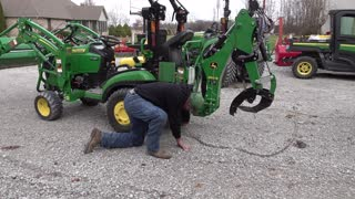 What Compact Tractor Owners Need to Know about CHAIN!!