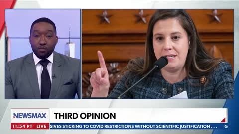 Joseph Pinion supports Elise Stefanik for GOP Chair