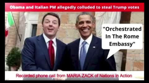BREAKING: A senior IT expert of a top defense firm has allegedly testified in Italy (FULL VERSION)