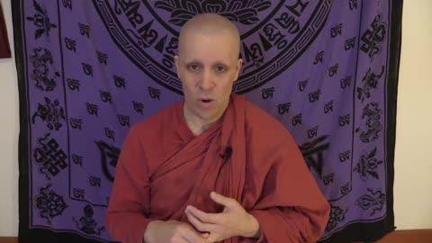 """A Bhikkhu's Journey #2 : One Year as a Bhikkhu"""