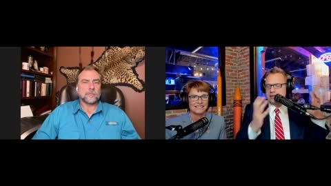 AZ Sen. Wendy Rogers and Pastor Artur Pawlowski on Persevering Against Persecution