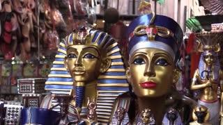 Los secretos de belleza de Nefertiti y Cleopatra
