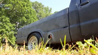 RoadRat 2.3t swapped ford courier 2 step