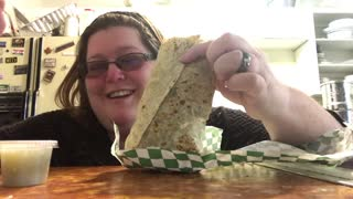 Fort Worth Burrito Review Real Food No Chains