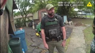 Florida deputies capture NC murderer