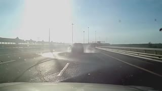 Car Accident Video