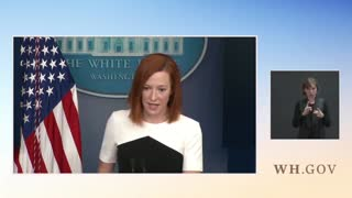 "Psaki BOMBS When Asked About ""Kids in Cages"" Hypocrisy"