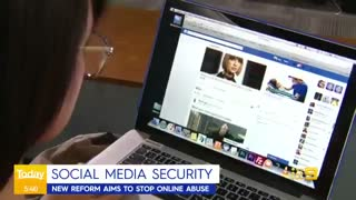 A new social credit system to combat ''online abuse'' on social media.