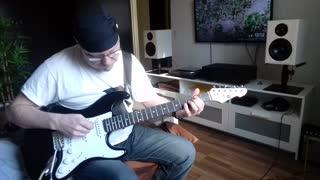 Desperate guitar practise