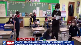 School reopenings remain uncertain despite 100 day plan from Biden administration