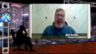 Bob Kudla - Economic Trap Set, No Escape, Inflation Incoming, Gold Will Begin To Make Moves.