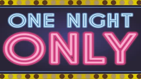 From Bullets to Broadway | One Night Only