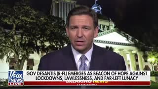 Gov. DeSantis on banning critical race theory in Florida schools