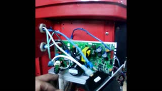 Powering a Rong-Fu mill with a treadmill motor
