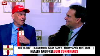 Nick Searcy : Health and Freedom Conference Tulsa Day 1