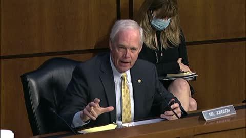 Senator Johnson at Senate Foreign Relations Committee Markup on 8.4