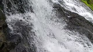 Dzhuryn waterfall