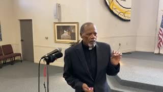 Pastor Stephen Broden Preaches on Keep Your Eyes Upon Jesus and DO NOT BE DECEIVED