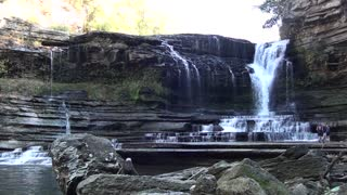 Discover Cummins Falls State Park in Tennessee