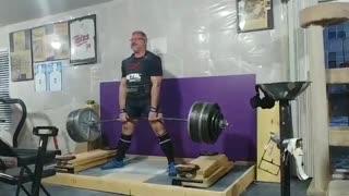 756 lb 6 inch block pull