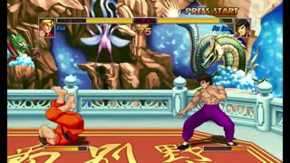 All series games of street fighter (1987-2019)