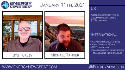 Energy News Beat: 1/11/2020