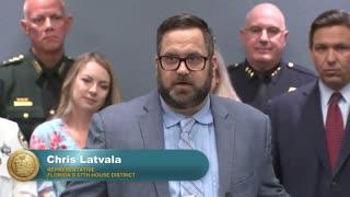 Governor Ron DeSantis Dedicates Roads in Honor of Fallen Law Enforcement Officers 6/18/21