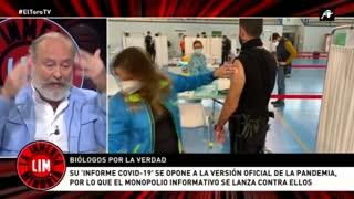 Biologos por la verdad Fernando Mirones Covid 19 Coronavirus Plandemia