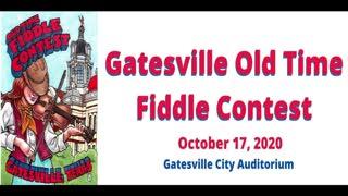 36-59 Age Division - Aimee Petersen - 2020 Gatesville Fiddle Contest